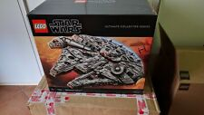 Lego Star Wars 75192 Millennium Falcon Collectors Edition UCS NUOVO SIGILLATO
