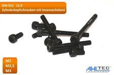 DIN 912 Zylinderkopfschraube mit Innensechskant 12.9