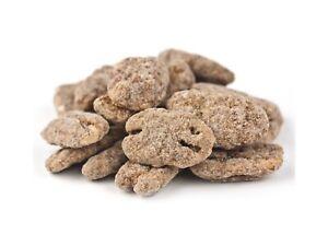 1 POUND Cinnamon Pecans Nut Snack Fresh Sealed Package