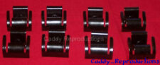1955 1956 Cadillac Door Moulding Clips Set of 8 55 - 56