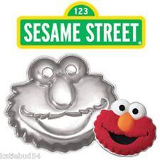 Elmo Face Cake Pan 2105-3461 Sesame Street Character NEW