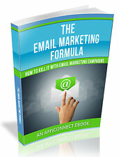 The Email Marketing Formula, How To Kill It With Email Marketing Campaigns