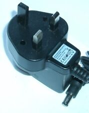 SWITCHING POWER SUPPLY ZXC120050 12V 0.5A UK PLUG