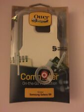 Otter Box Commuter Series On-The-Go Protection for Samsung Galaxy S6 -White&Grey
