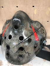 Jason Voorhees Friday The 13th Freddy Vs Jason Versus Half Hock Face Mask Cover
