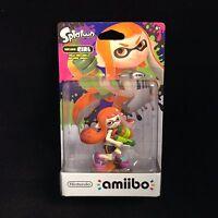 Splatoon Inkling Girl Amiibo (Nintendo Wii U) US Version