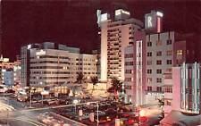 "Florida, Miami Beach The Nights are like ""Daze"" auto cars"