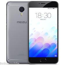 MEIZU M3 Note 2GB/16GB Gris/Negro - Versión internacional - Envío desde España