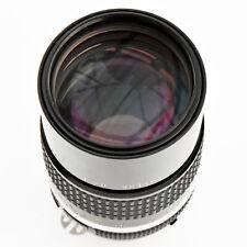 Nikon Nikkor 135mm f/2.8 AIS Super Sharp Lens. Nr. Mint. Tested. See test Images