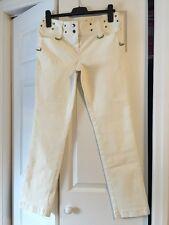 NWOT Off-White Arden B Jean Legging Sz 10