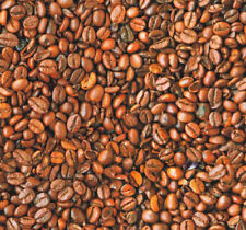 COFFEE BEANS Bean Caffe Cotton Fabric Curtain Upholstery Material 280cm WIDE