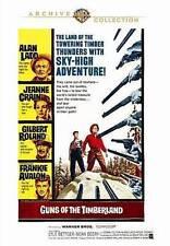 Guns of the Timberlands (DVD, 2014)