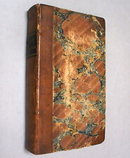 The YOUTH'S INSTRUCTOR & GUARDIAN (1837) Engravings Eskimo &c Leather bound book