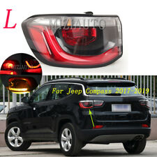 Left Outer Rear Lamp Tail Light For Jeep Compass 2017 2018 2019 Brake Stop Mount