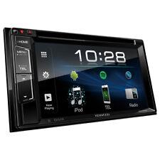 KENWOOD 2-DIN Bluetooth Autoradio/Radio-Set für AUDI A6 C5/C6 - 2002-2010