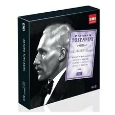 ARTURO TOSCANINI/VARIOUS - ICON-ARTURO TOSCANINI  6 CD  MOZART/BEETHOVEN/+  NEU