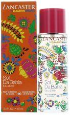 Sol Da Bahia by Lancaster for Women EDT Perfume Spray 3.4 oz. New in Box