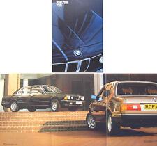BMW 7 Series 728i 732i 735i E23 1982-83 Original UK Market Sales Brochure
