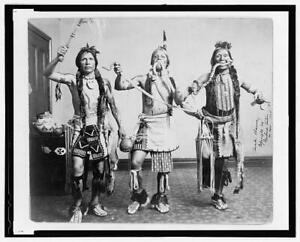 Photo:Native Americans,Traditional Clothing,Snake Dance,c1905 8471