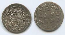 G5110 - Austria Salzburg 4 Kreuzer (Batzen) 1731 KM#336 Silver Firmian 1727-1744
