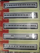 Frateschi C-10 Mint-Brand New HO Scale Model Train Carriages