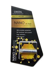 NANO Liquid Glass Screen Protector All Cell Phones Wipe-On Invisible HI