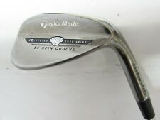 TaylorMade TP EF-Spin (Chrome) 56* Wedge 56.15 - KBS Wedge flex Steel Used RH