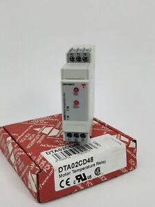 Carlo Gavazzi DTA02CD48 Motor Temperature Relay