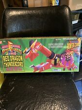 power rangers red dragon Thunderzord CIB boxed