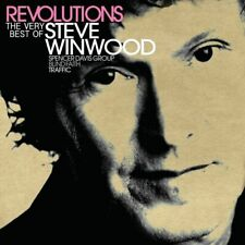 Steve Winwood: Revolutions The Very Best Of CD (Greatest Hits)