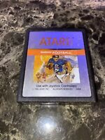 ATARI 2600 GAME ~ RealSports Football (Atari Corp, 1987) Cartridge Only
