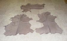 (PGE5914) Lot of 23 Light Brown Lambskins Leather Hides Skins