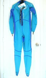 5mm Body Glove Women JMC Insotherm Back Zip Flatlock Full Suit Sz 7/8 9/10 11/12