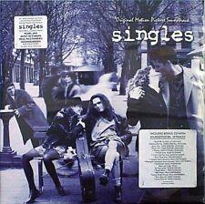 Singles Movie Soundtrack Anniversary Edition 2XLP Pearl Jam Soundgarden Bonus CD