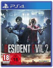 Resident Evil 2 - PS4 Playstation 4 Spiel - NEU OVP - Vorbestellung - UNCUT