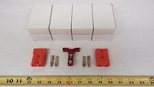 Anderson Original Battery Connector 6331G12 Orange Mating Pair & Handle Qty 4