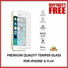 New Genuine Temper Glass explosion proof screen protecto for APPLE IPHONE 6 PLUS
