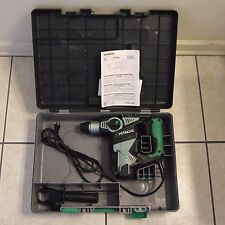 "Hitachi DH28PD 1-1/8"" SDS Plus Rotary Hammer Drill Kit, no dust collection"