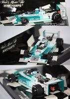 Minichamps F2 March BMW 792 1979 K. Rosberg 1/43 400790097