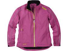 Madison Protec women's waterproof jacket, pink size 12
