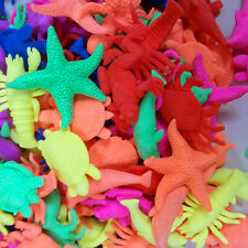 5pcs Creative Soaked Expansion Water Sea Creatures Grow Animal Kids Child Toys