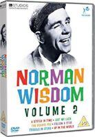 Nuovo Norman Wisdom(6 Film) Volume 2 DVD