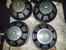 """RCF / EAW L18-P200-N / LC1814 18"""" Low Frequency Drivers Pair (2 Pairs Available)"""