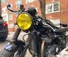 Scheinwerfer Folie Gelb 30 x 30 cm Tönungsfolie Nebelscheinwerfer Rückleuchten