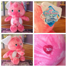 CARE BEAR COUSINS SPECIAL EDITION 10 INCH PLUSH TIE-DYE LOTSA HEART ELEPHANT