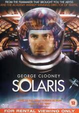 SOLARIS - RENTAL DVD DVD, Very Good, ,