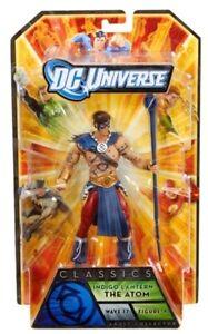 DC Universe Classics Wave 17 Indigo Lantern The Atom AF MINT