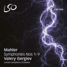 CD de musique live classiques symphonie