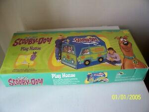 """Scooby Doo The Mystery Machine Playhouse 40""""L x 30""""W x 44""""H - NEW IN BOX"""