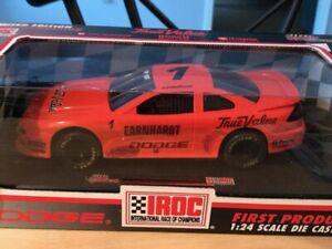 RARE * DALE EARNHARDT SR * #1 IROC * 1994 DARLINGTON RACED VERSION * DODGE